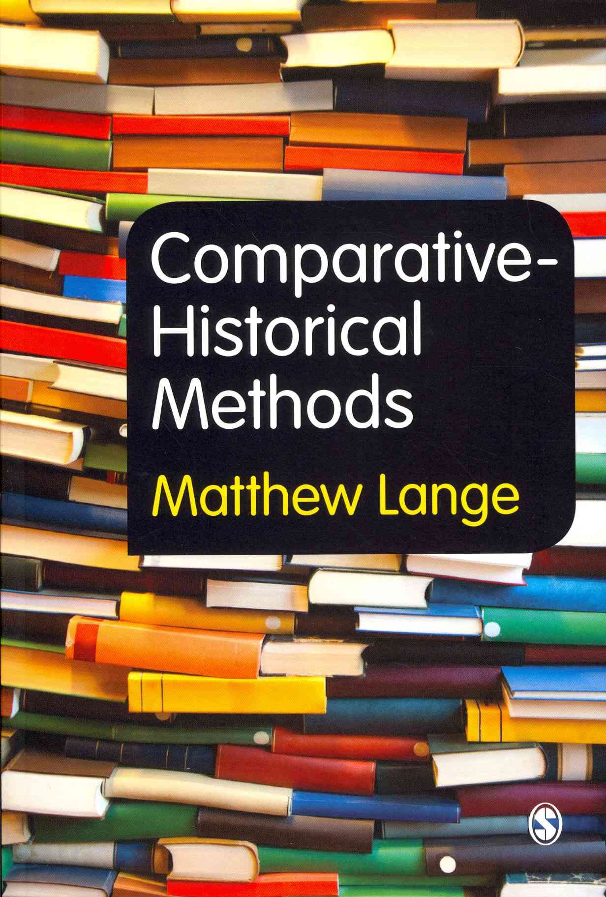 Comparative-Historical Methods By Lange, Matthew